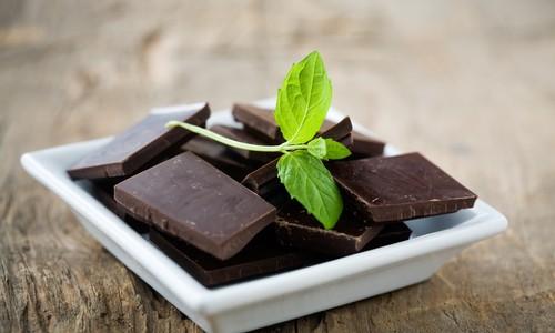 Herkes çikolata yemeyi sever ya cilde sürmeyi!