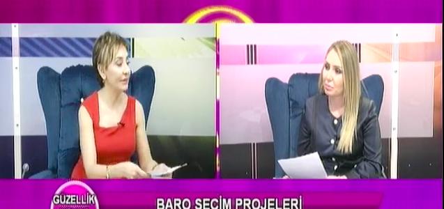 Güzellik Bende Kalsın – Sky TV – İzmir Baro Seçimleri 1